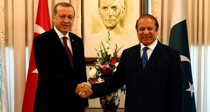 pPakistan's Prime Minister Muhammad Nawaz Sharif will be visiting Turkey Wednesday through Friday to attend the fifth session of Pakistan-Turkey High Level Strategic Cooperation Council, according...
