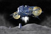 Russland und die USA wollen nach Angaben aus Moskau gemeinsam eine Mondstation entwickeln. Ziel sei es,