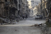 Russia says US dropped phosphorus bombs on Syria's Deir el-Zour