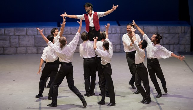 """The world-renowned ballet """"Zorba The Greek"""" will kick off the festival."""