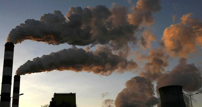 Smoke billows from the chimneys of Belchatow Power Station, Europe's largest coal-fired power plant, in Belchatow (Reuters File Photo)