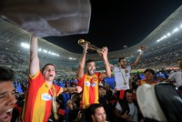 Tunisia's Esperance crowned African champions in marvelous comeback
