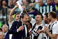 Allegri, Juventus part ways after 5 years of dominance in Italy's Serie A