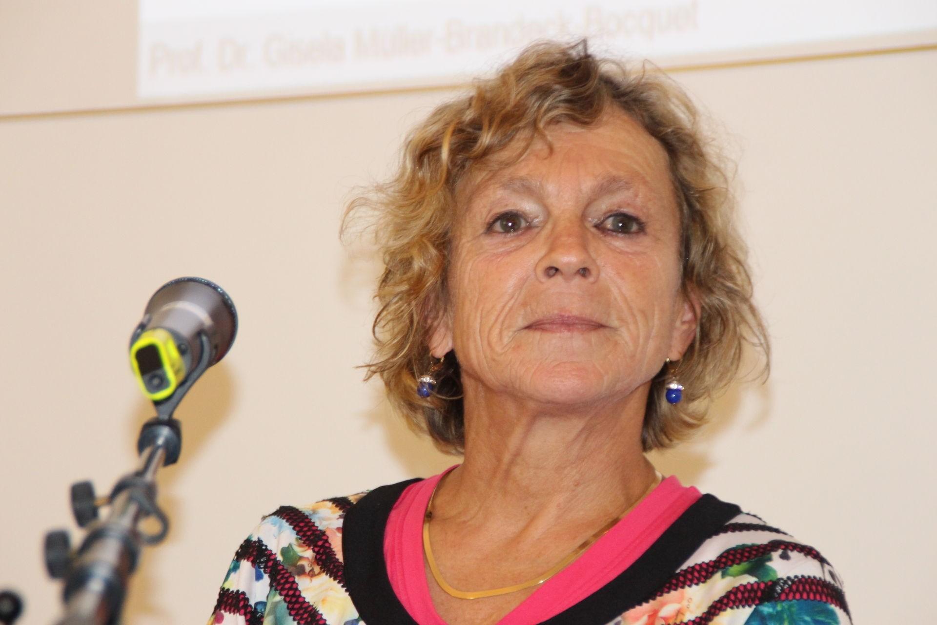 Photo of Prof. Dr. Gisela Mu00fcller-Brandeck-Bocquet. (Source: Europu00e4ischen Akademie Bayern)