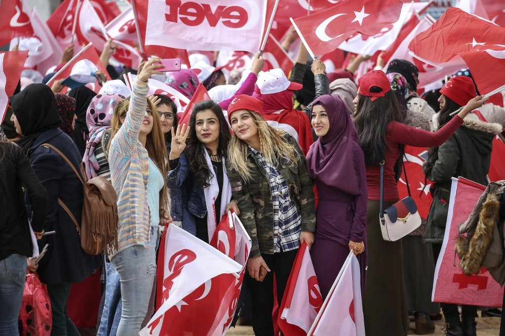 ,We must establish an understanding of one nation across Turkey,, President Erdou011fan told AK Party members during his rejoining ceremony to the party on Tuesday.