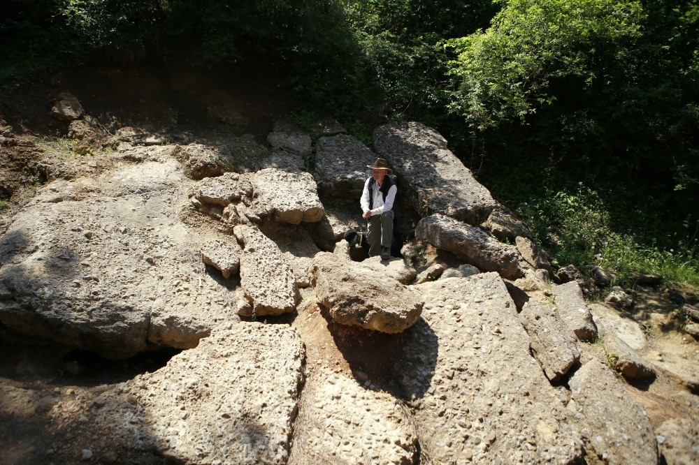Archaeologist Semir Osmanagic is working hard to unveil the Bosnian Pyramids to the world.