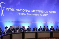 Next round of Syria peace talks in Kazakhstan's Astana planned for March 14