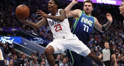 NBA: Clippers ease past Mavs with a score of 114-99