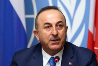No country above int'l law, FM Çavuşoğlu says in response to US support for Israeli occupation