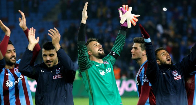 Trabzonspor's incredible rise was well complemented by Saturday night's win, when they cruised past Galatasaray in Trabzon.
