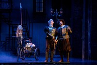 'Don Quichotte' opera returns to Istanbul stage