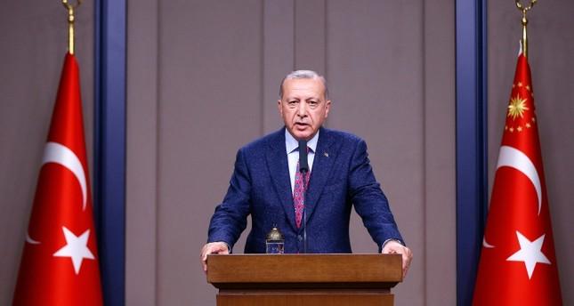 أردوغان: سأثير الملف السوري خلال لقاءاتي مع ترامب وبوتين باليابان