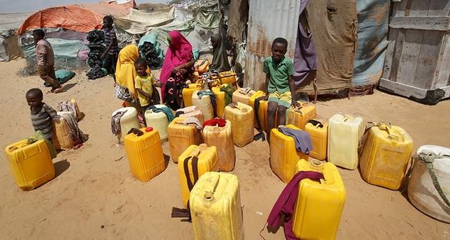 تركيا قدمت 450 مليون ليرة مساعدات إنسانية للصومال