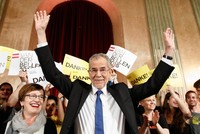 Austrian right-wing candidate concedes defeat in presidential election