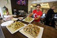 Palestinians find taste of Turkey at home with Ramallah's first Turkish restaurant