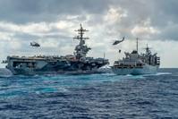 قطع من الأسطول الأمريكي من الأرشيف