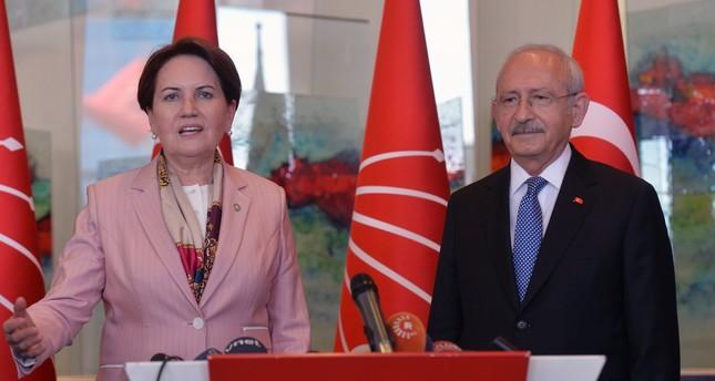 ٤ أحزاب معارضة تركية تطلق على اتفاقها الانتخابي اسم تحالف الأمة