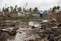 417 people dead in Mozambique after Cyclone Idai