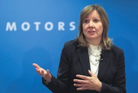 Women still battle to crack old boys' club in auto world