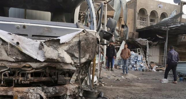 Selbstmordanschlag in Bagdad: 17 Tote, 60 Verletzte