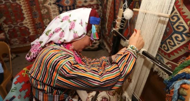 Traditional cloth focus of Şile festival