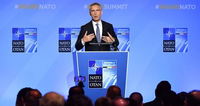الناتو: أكثر من تريليون دولار حجم الإنفاق الدفاعي للحلف في 2018