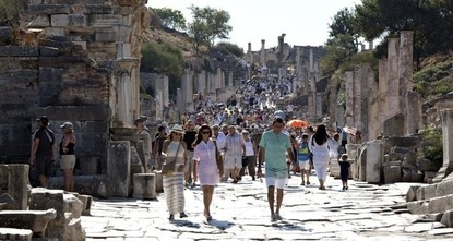 Turkish tourism industry expects record figures this year, optimistic for 2019