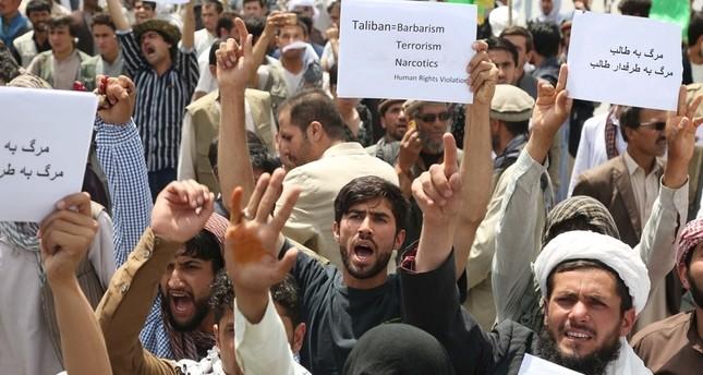 تركيا تدعم جهود السلام بين الحكومة الأفغانية وقيادة طالبان
