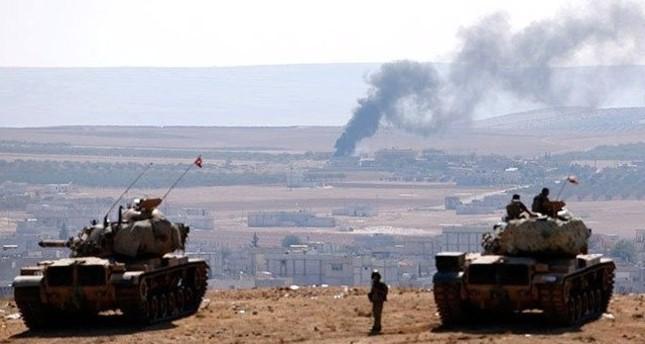 استشهاد جندي تركي وإصابة خمسة آخرين في اشتباكات عنيفة مع داعش قرب الباب