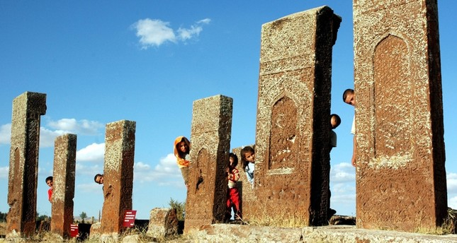 Ahlat's art can be seen in many structures in Anatolia, and ceramic furnaces in the city were produced in the most important ceramic production centers of the Islamic world.