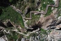 وادي إهلارا التركي.. مزيج من الطبيعة والتاريخ يجتذب نصف مليون سائح
