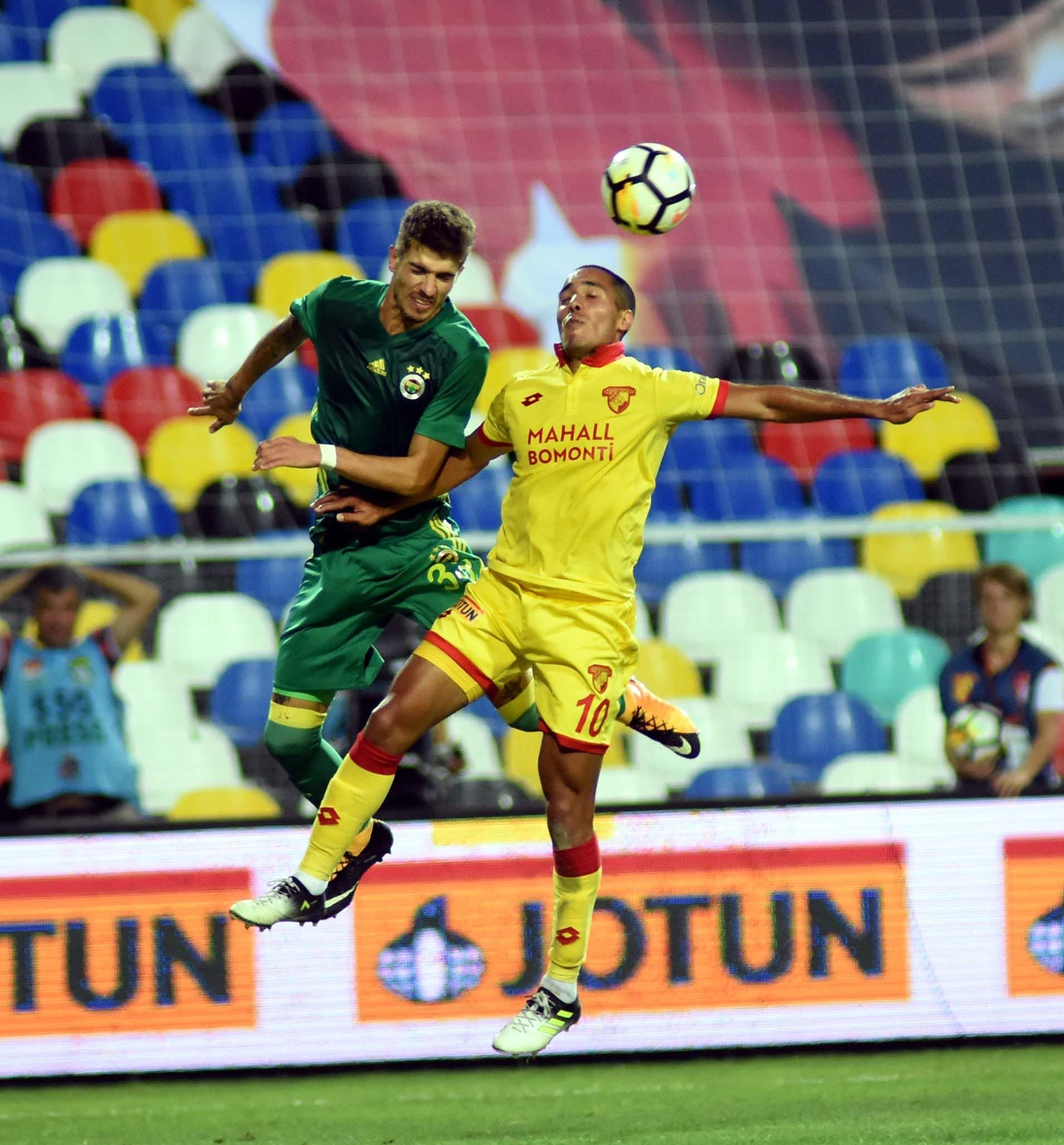 Fenerbahu00e7e, for the fourth time in the last six seasons, failed to win their opening game.