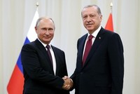 Erdoğan to visit Russia on Putin's invitation, discuss Syria