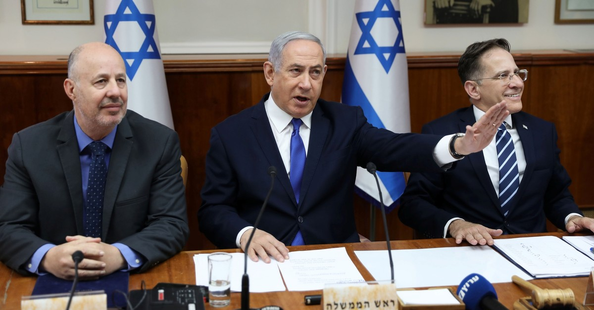 Israel to withhold $43M of Palestine's tax funds | Daily Sabah