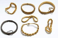 Amateur archeologists discover largest Viking-era gold jewelry stash in Denmark