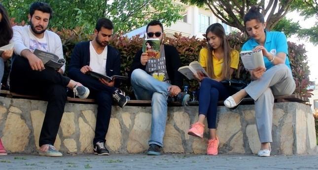 16% من سكان تركيا من فئة الشباب
