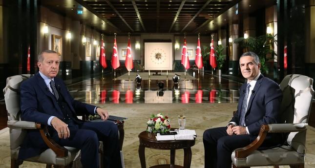 أردوغان: اتفقنا مع الرئيس الأمريكي على عقد لقاء ثنائي في مايو المقبل