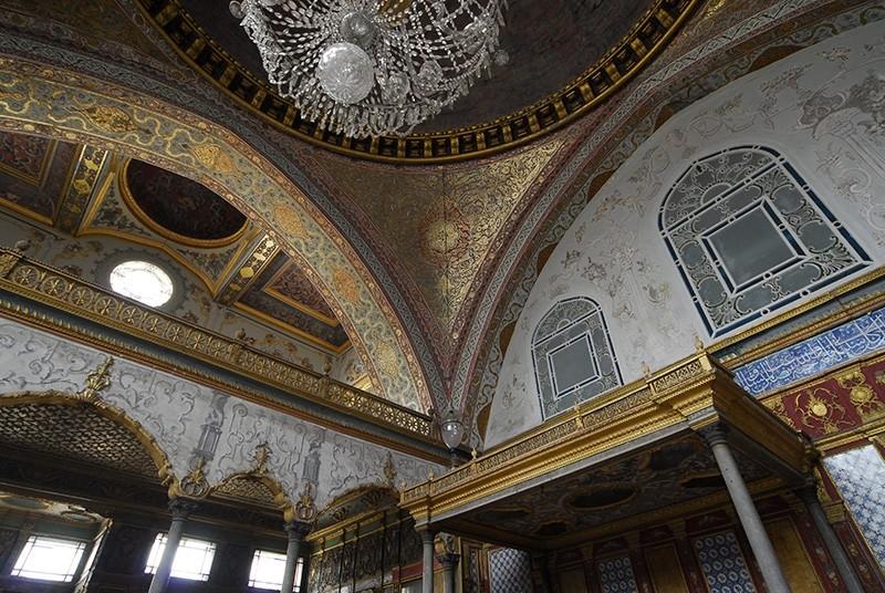 Topkapu0131 Palace in Istanbul (Sabah File Photo)