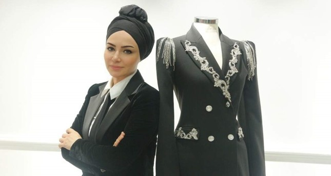 Turkish fashion designer blazes trail with collection made entirely out of recycled materials