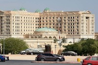 Luxury-hotel turned-prison in Saudi Arabia takes Feb. 14 bookings