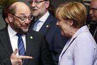 Die SPD kann einer Umfrage zufolge weiter vom designierten Kanzlerkandidaten Martin Schulz profitieren.  Wie eine am Freitag veröffentlichte Erhebung der Forschungsgruppe Wahlen für das ZDF...
