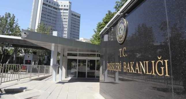 تركيا تدين الهجمات الإرهابية التي ضربت بغداد وتكريت أمس