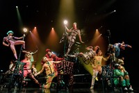 Cirque du Soleil arrives in Istanbul