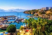 Turkey's tourism capital Antalya boasts 41 direct flights to 13 countries