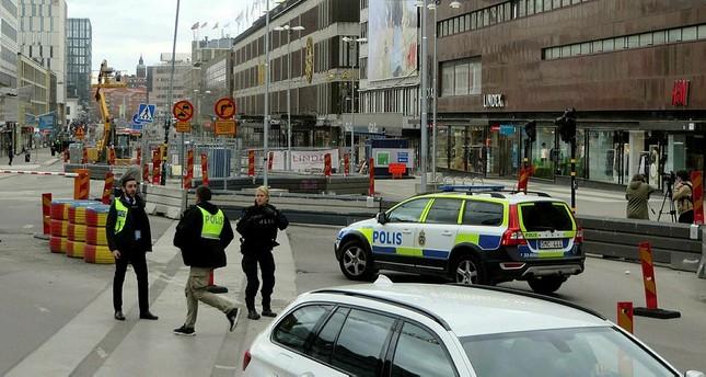 إصابة شرطي سويدي بعد طعنه بستوكهولم