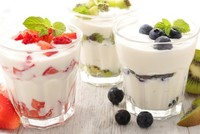 Eating yogurt leads to less stress, study suggests