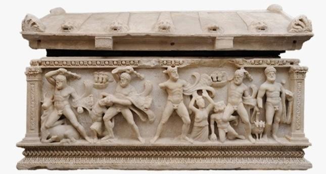 Geneva hosts Heracles's last exhibition before returning home