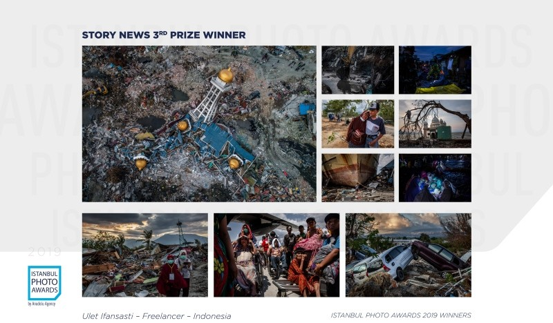 Story News 3rd Prize — Deadly Earthquake