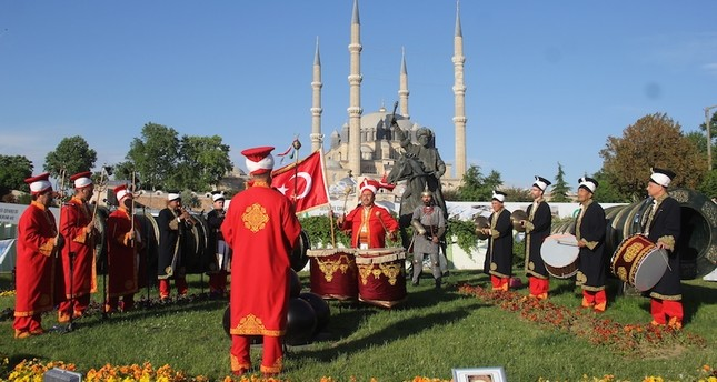 Erdoğan marks anniversary of Istanbul's conquest