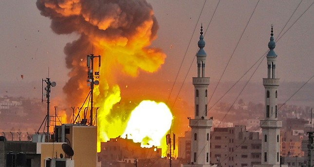 4 Palestinians killed as Israel hits Gaza targets